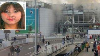 Atentados en Bruselas: peruana falleció tras explosión en aeropuerto