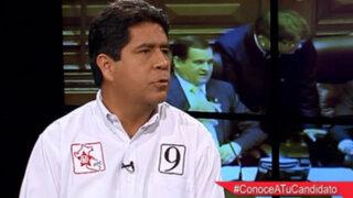 """Javier Barreda: """"Alan García está mucho mejor posicionado de lo que dicen las encuestas"""""""
