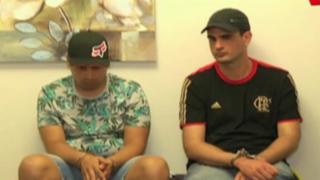 Miraflores: peruanos y franceses caen con droga en edificio