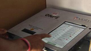 Elecciones 2016: conozca cada paso para emitir el voto electrónico