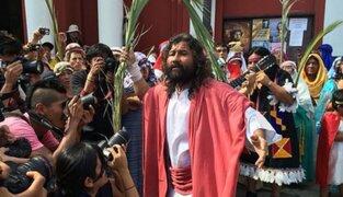 Vía Crucis del 'Cristo Cholo' no se realizará en cerro San Cristóbal este año