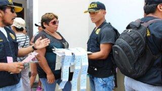 Perú vs. Venezuela: detienen a revendedores de entradas cerca al Estadio Nacional