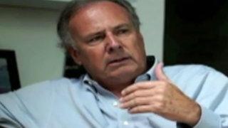 """Alfredo Barnechea: """"Mejoraré la educación primaria pública"""""""