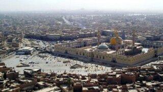 Atentado suicida deja al menos 25 muertos en Bagdad