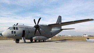 Aviones de la FAP partieron a Chile para participar en importante feria aeronáutica