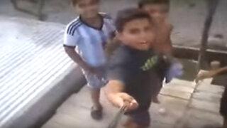 Argentina: niños caen de techo al intentar tomarse un selfie