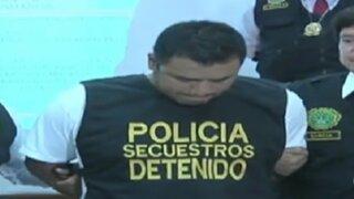 """Presentan a """"Morote"""", presunto asesino de Wilbur Castillo"""