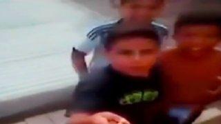 Argentina: niños caen de techo tras tomarse selfie