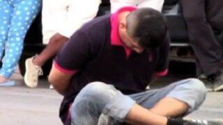 Los Olivos: delincuente muere en robo frustrado por agentes