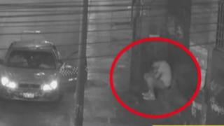 Detienen a falso taxista que asaltó a ebrio en el centro de Lima