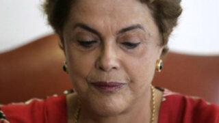 Brasil: partido aliado rompe coalición con gobierno de Dilma Roussef