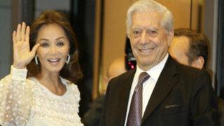 España: Mario Vargas Llosa celebró su cumpleaños 80 con Isabel Preysler