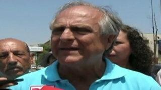 Elecciones 2016: Francisco Diez Canseco renunció a su candidatura presidencial