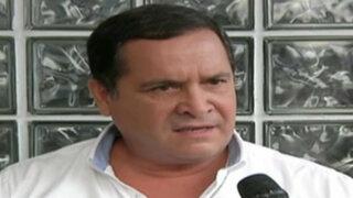 """Luis Iberico: """"No hay fraude en elecciones"""""""