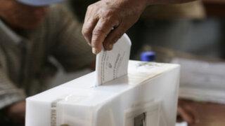 Elecciones 2016: votos nulos no beneficiarán a ningún candidato