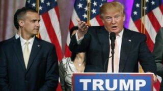 EEUU: jefe de campaña de Donald Trump fue detenido por agredir a periodista