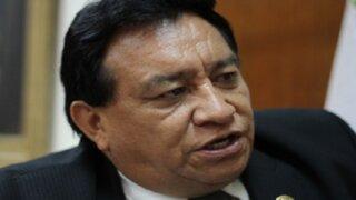 José Luna Gálvez renunció a Solidaridad Nacional