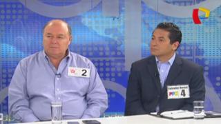 """Raúl Castro: """"Alfredo Barnechea tiene una personalidad excluyente"""""""