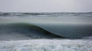 FOTOS: algo extraño sucede con estas olas y cuando lo descubras no lo podrás creer