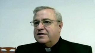 Arzobispo de Piura respalda a su homólogo de Arequipa