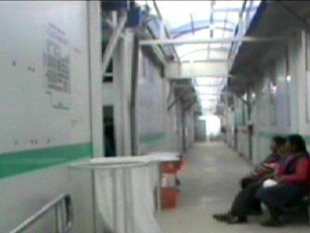 Tres recién nacidos mueren por bacteria en hospital del Cusco