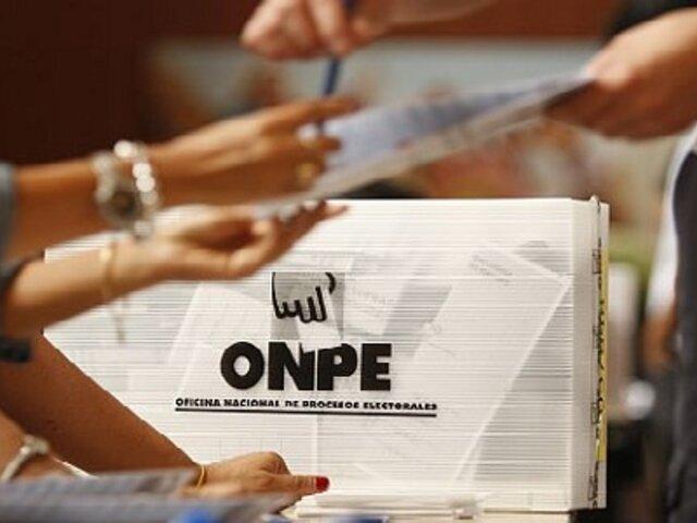 A solo dos meses de elecciones municipales sigue creciendo cifra de indecisos