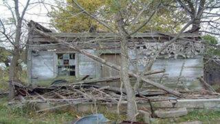 FOTOS: compró esta cabaña por solo 100 dólares y no te imaginas cómo se ve ahora