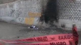 Abandonan explosivos y material subversivo en Ate