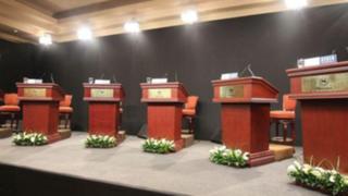 SNRTV: estaciones afiliadas transmitirán en vivo debate presidencial