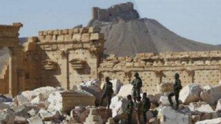 Siria: hallan fosa con cuerpos decapitados en Palmira
