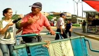 El voto sobre ruedas: Las impresiones electorales de los transportistas