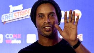 Ronaldinho participará en encuentro amistoso con Sport Boys