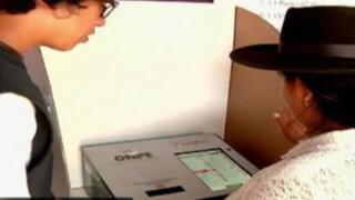 Sistema con observaciones: tres millones usarán voto electrónico