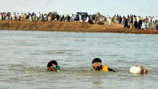 Torrenciales lluvias dejan más de 80 muertos en Pakistán