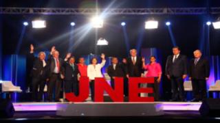 Aldo Miyashiro analiza participación de candidatos durante debate presidencial