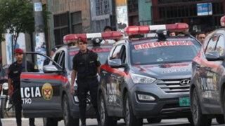 Lince: intento de asalto a concurrido casino fue falsa alarma