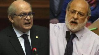Premier Cateriano y congresista Abugattás se enfrentan por incendio en la FAP