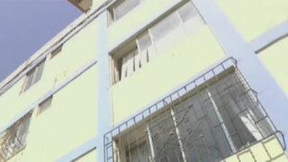 Callao: dictan prisión condicional para padres que dejaron caer a bebé