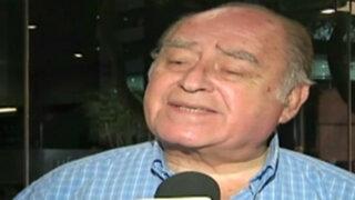 Ántero Flores denuncia que le negaron permiso para cierre de campaña