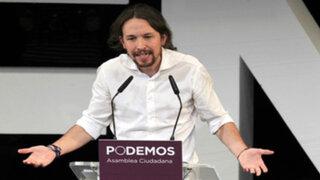 """España: documento asegura que Hugo Chávez financió creación de """"Podemos"""""""