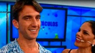 Sandra Arana hizo las paces con Antonio Pavón