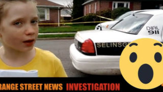 EEUU: polémica por niña periodista que cubrió un asesinato