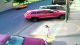 Surco: ola de asaltos en Polvos Rosados