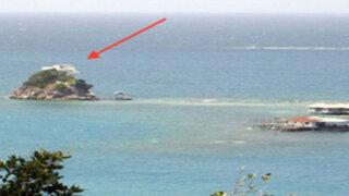 FOTOS: Dunbar Rock, un verdadero paraíso en medio del caribe hondureño