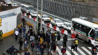 Defensoría del Pueblo se pronuncia por malestar de obras en puente Bella Unión
