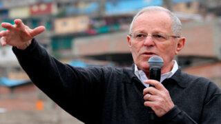 PPK desmiente rumores sobre su estado de salud y viajó hacia Lima