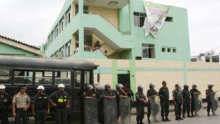 Elecciones 2016: FFAA y Policía Nacional resguardan centros de votación