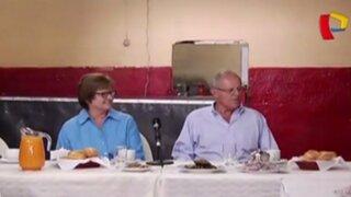 PPK compartió desayuno junto a las madres del cerro San Cosme