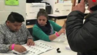 Elecciones 2016: peruanos acudieron a votar en el mundo