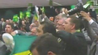 Brasil: parlamento aprobó la destitución de Dilma Rousseff